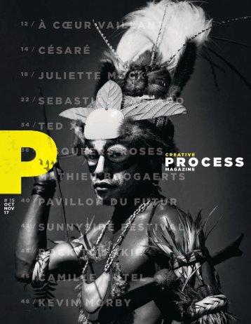 creative PROCESS magazine