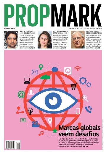 edição de 12 de setembro de 2016