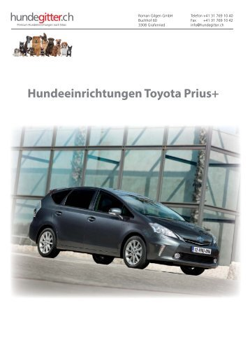 Toyota_Prius+_Hundeeinrichtungen