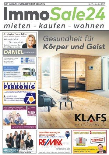 Immobilien Zeitung - Ausgabe Oktober 2017