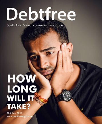 Debtfree Magazine October 2017