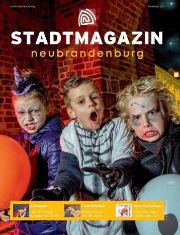 Stadtmagazin Oktober