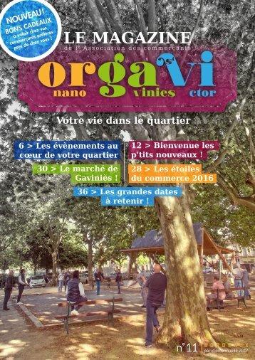 MAGAZINE ORGAVI 2017