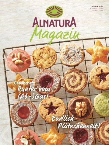 Alnatura Magazin - November 2017