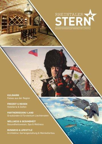Rheintaler Stern Ausgabe 2 online Hochglanzmagazin