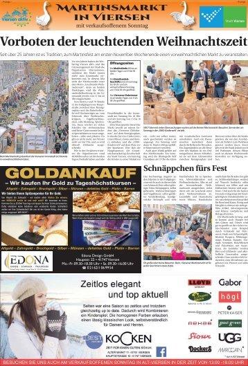 Martinsmarkt in Viersen  -03.11.2017-