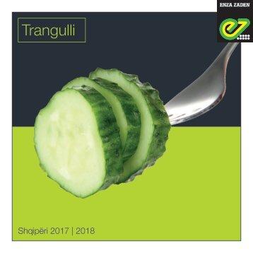 brochure cucumber Albania 2017