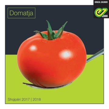 Brochure tomato Albania 2017