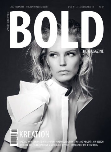 BOLD THE MAGAZINE No.32