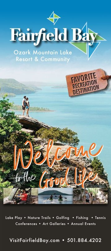 Fairfield Bay Travel Guide