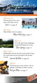 Fairfield Bay Travel Guide - Page 7