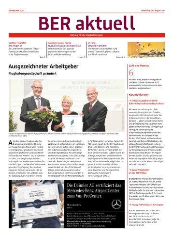 BER aktuell 11/2017