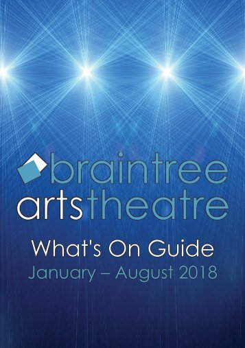 Brochure 2018 Jan - Aug