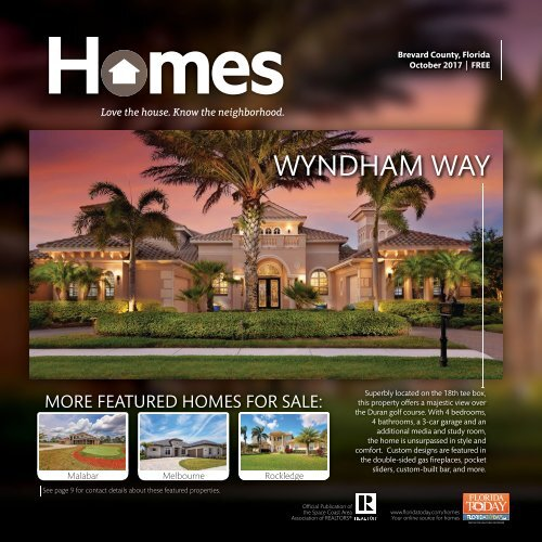 Homes - October 2017