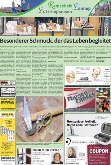 Remscheid-Lennep-Lüttringhausen  -10.11.2017-