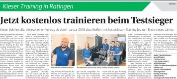Kieser Training in Ratingen  -10.11.2017-