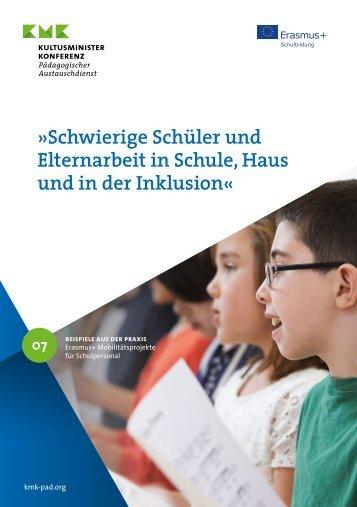 Ein Fortbildungsprojekt mit Erasmus+ Leitaktion 1
