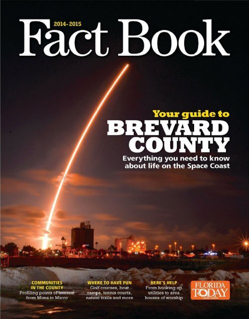 Brevard County Fact Book 2014 - 2015