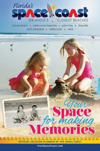 Space Coast Vacation Planner 2015