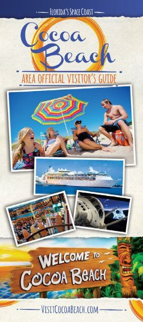 2014 Cocoa Beach Visitor's Guide