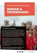 Our most popular Design and Technology School Trips - Page 2