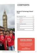 Our most popular Design and Technology School Trips - Page 3