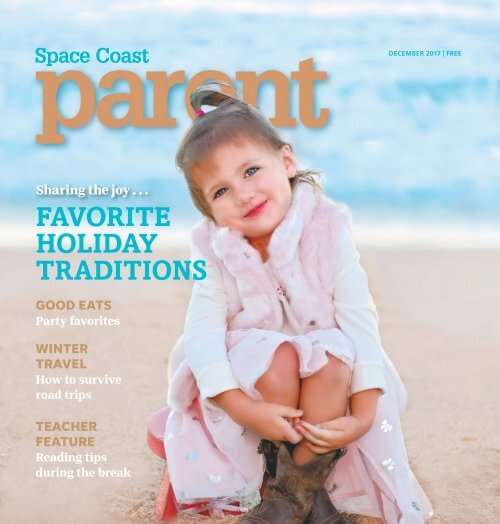 Space Coast Parent - December 2017