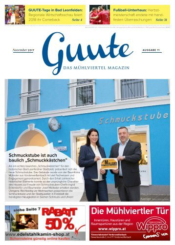Guute November 2017