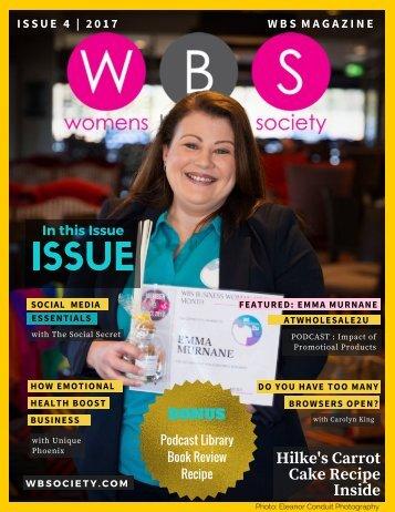 WBS Magazine - Issue 4