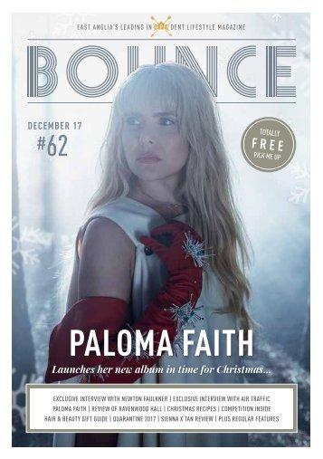 Bounce Magazine December 2017