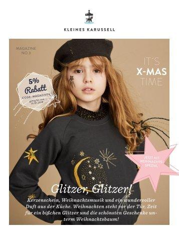 Magazin 03 mit Weihnachts-Spezial