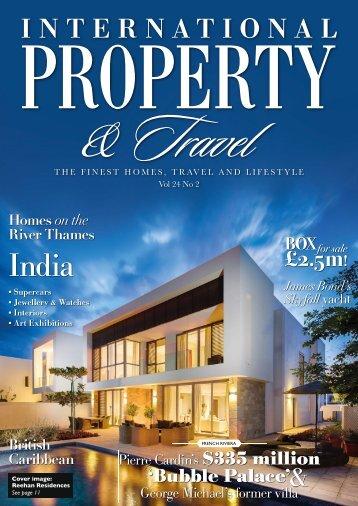 International Property & Travel Vol 24 No 2 - March/April 2017