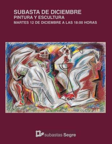 Catálogo Pintura Diciembre 2017