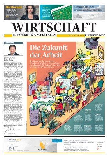 Wirtschaft in Nordrhein-Westfalen  -01.12.2017-