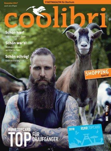 Bochum - coolibri Dezember 2017