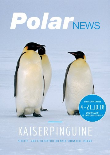 Expedition Kaiserpinguin