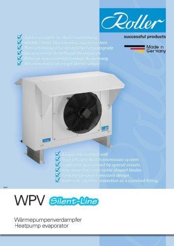 WPV - Walter Roller GmbH & Co.