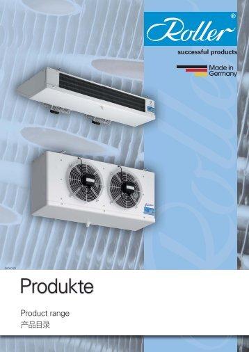 Produkte - Walter Roller GmbH & Co.