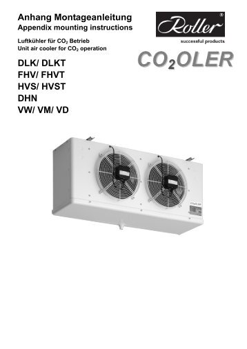 FHV/ FHVT - Walter Roller GmbH & Co.