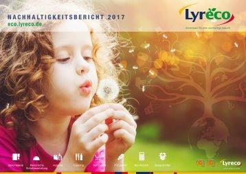 Lyreco Nachhaltigkeitsbericht 2017