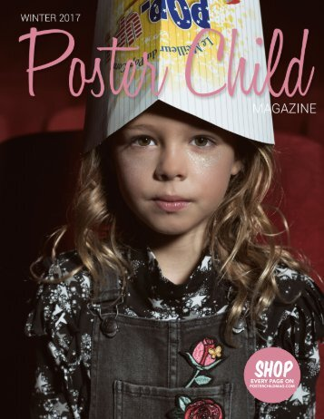 Poster Child Magazine, Winter 2017