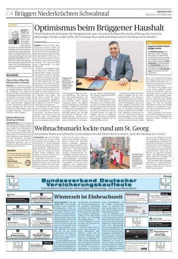 Bundesverband Deutscher Versicherungskaufleute  -04.12.2017-