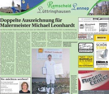Remscheid-Lennep-Lüttringhausen  -07.12.2017-