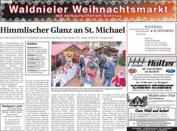 Waldnieler Weihnachtsmarkt  -08.12.2017-