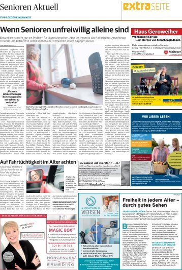 Senioren aktuell  -08.12.2017-