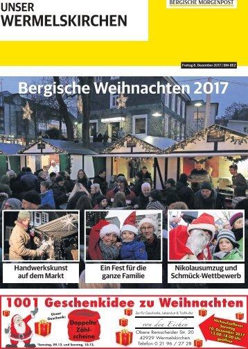 Unser Wermelskirchen  -08.12.2017-