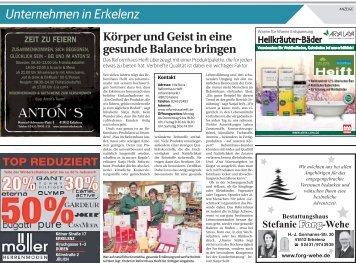 Unternehmen in Erkelenz  -08.12.2017-
