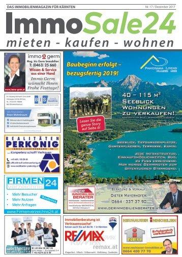 Immobilien Zeitung Ausgabe Dezember 2017
