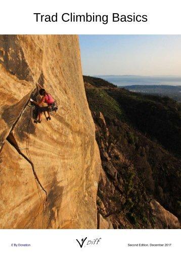 Trad Climbing Basics - VDiff Climbing