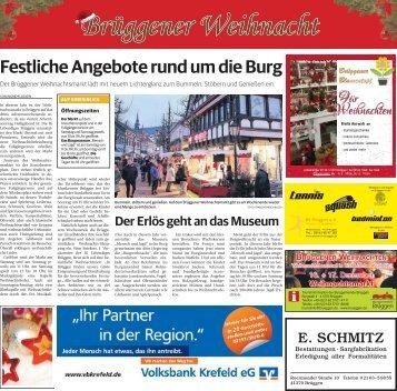 Brüggener Weihnacht  -15.12.2017-